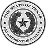 Texas Department of Banking Logo